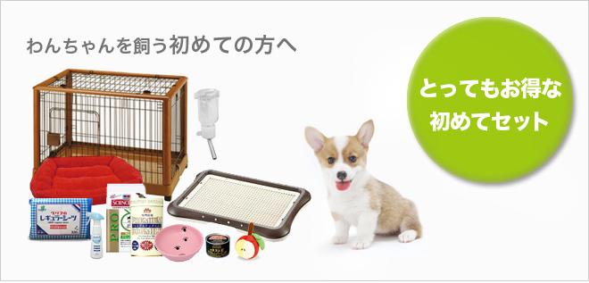 小型〜中型犬用スターターセット